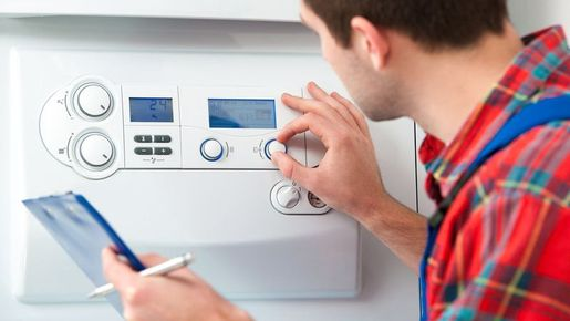 Prolong the life of your boiler with one of our gas services.
